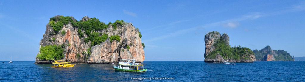Koh Bida. Diving Koh Lanta. Buceo Koh Lanta. Hidden Depths Diving