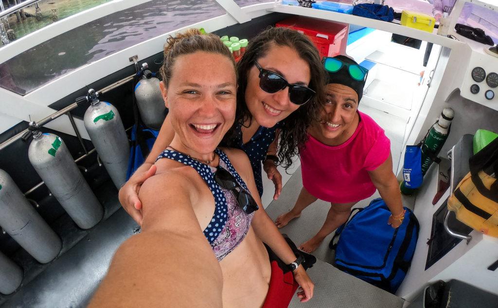 Diving Koh Lanta. Buceo Koh Lanta. Hidden Depths Diving